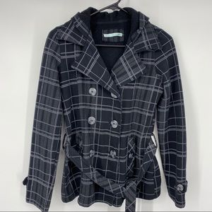 Maurices Small Peacoat Hoodie